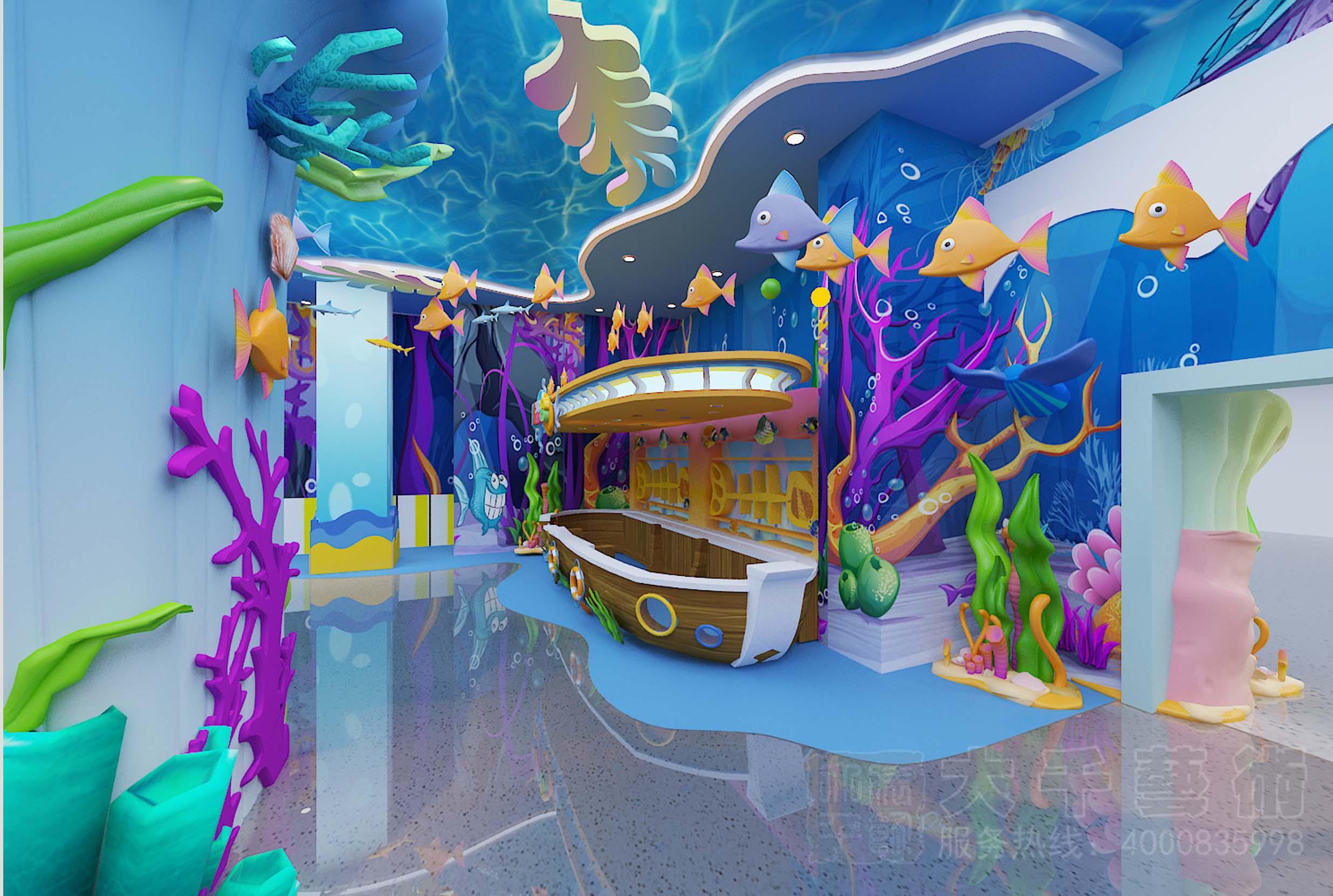 海洋主题 - 大千装饰 - 广州大千装饰工程有限公司