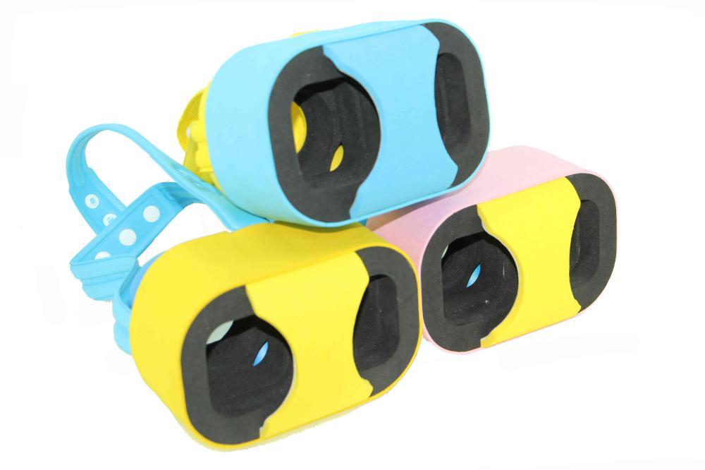 EVA材质VR虚拟现实眼镜