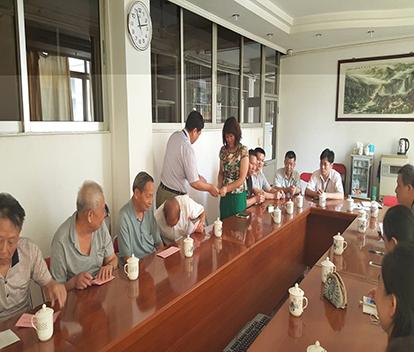 拥军优属,拥政爱民--2016年番禺区第二人民医院建军节慰问活动小结