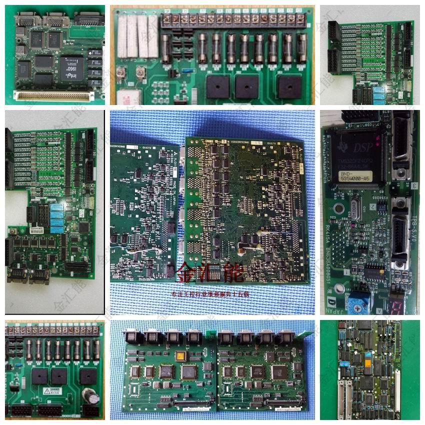 三菱mitsubishi电路板维修