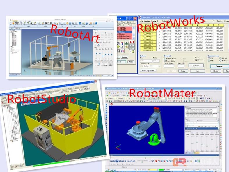 2017-03-13 龙甲奥通工程师:机器人示教编程与离线编程的选择