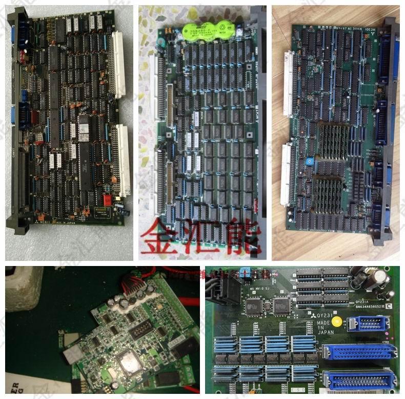 常修数控系统电路板品牌有:发那科系统(FANUC)、西门子(Siemens)系统、三菱(Mitsubishi)、天田(AMADA)系统、大宇(DAWOOD)系统、大森数控系统、宝元系统、凯恩帝数控系统、广数数控系统、台中精机、台湾永进、东台精机、友嘉、福裕等维修。 常修数控系统电路板包括:数控铣床、数控车床、数控钻床、数控磨床、数控火焰切割机、数控折弯机、数控激光切割机、数控自动焊接机、CNC、电火花机、线切割机、超声波探伤仪、X射线探伤仪等电路板维修