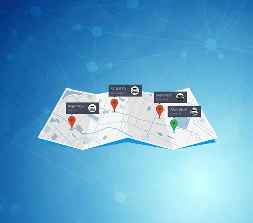 GPS车辆管理