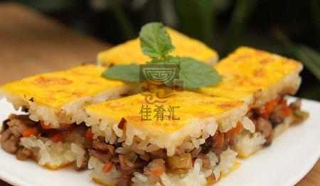老通城豆皮,绝佳口味,招牌早餐 武汉佳肴汇特色小吃,老通城豆皮做