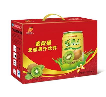 无糖奇异果汁礼盒装