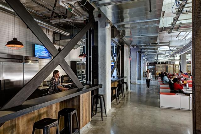 首页 新闻资讯 行业新闻  loft风格办公室的餐厅具体是什么样子的?图片