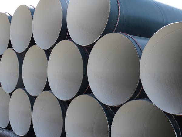 内环氧树脂外聚乙烯钢管1
