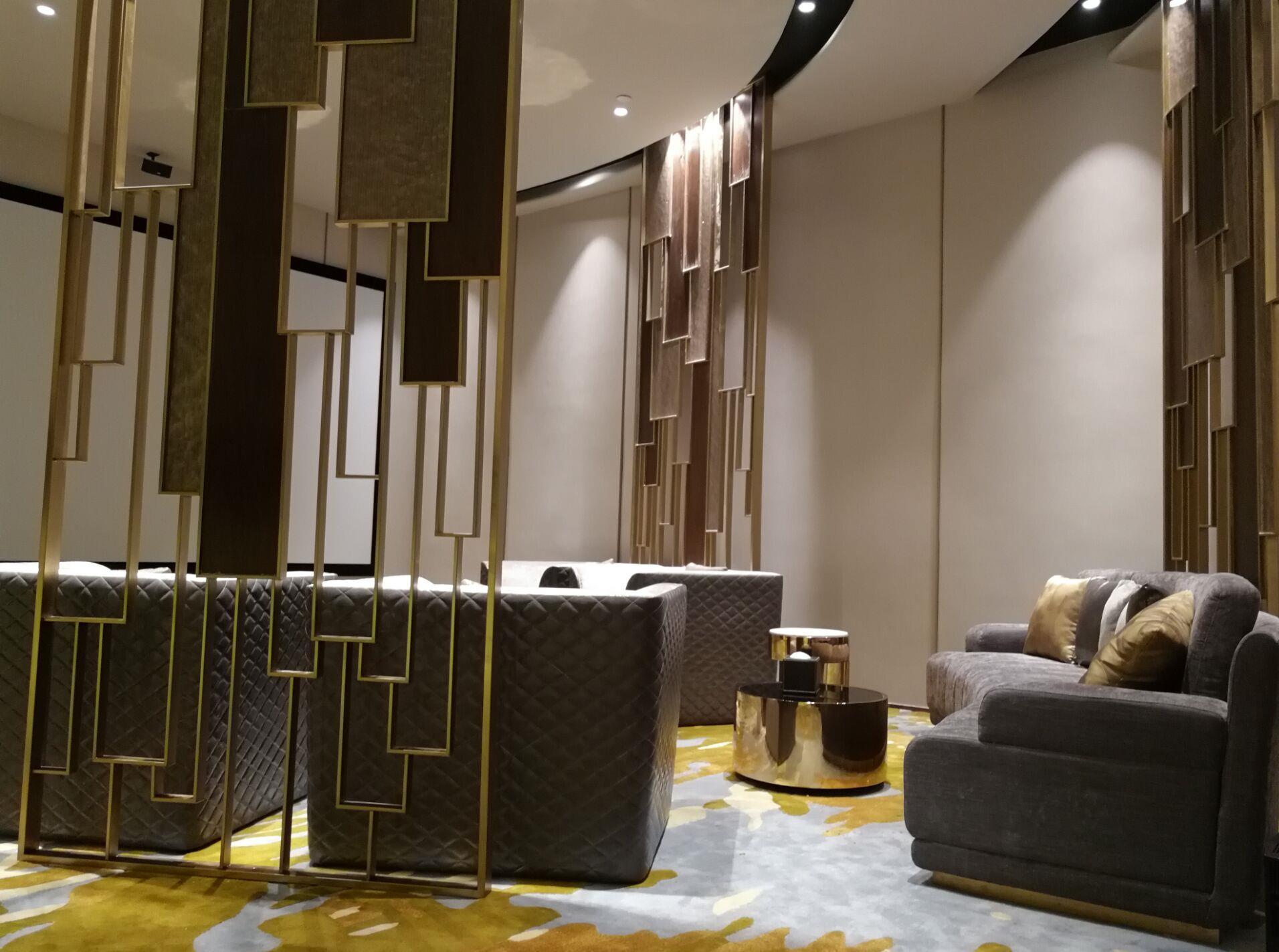 惠州大亚湾美泰连城国际花园营销中心室内装修工程