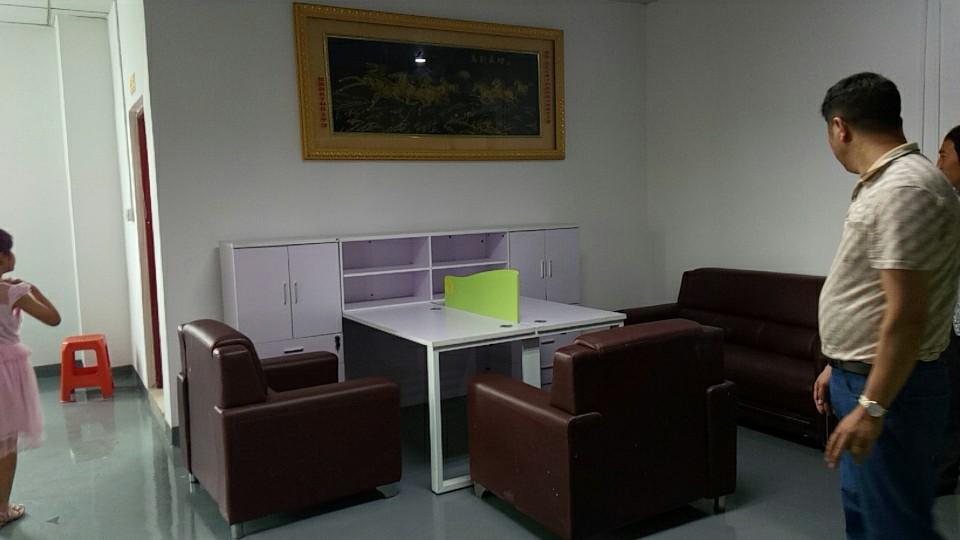 合步前台、办公桌案例------宝安羿先生