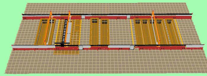 龙甲奥通 热浸镀锌机器人自动化生产线介绍
