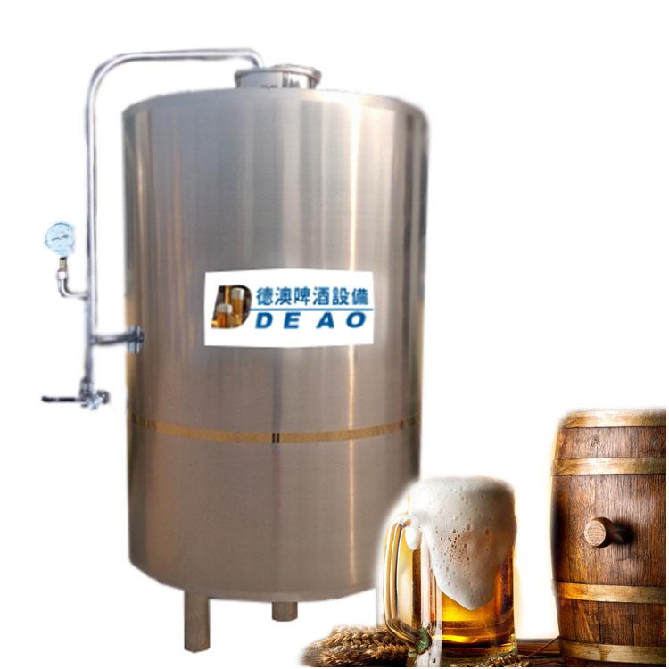 小型啤酒设备的发酵系统是怎样的