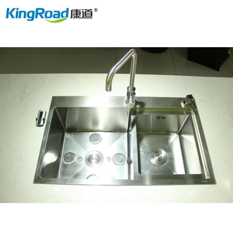 KD-1178 家用一体式水槽超声波洗菜机