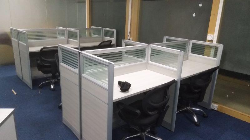 合步办公桌、沙发茶几案例————福田沈小姐