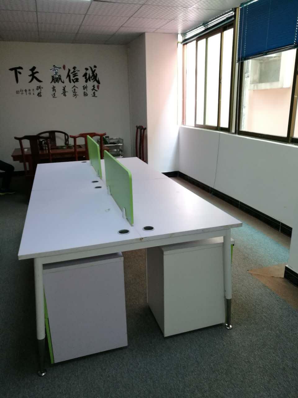 合步整套办公家具销售安装服务案例——陈先生