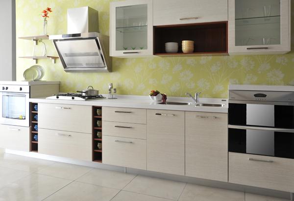 米兰风厨房装修设计