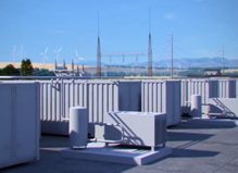 Technical Solution for Energy Storage System