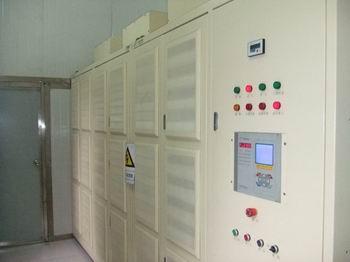 Zinvert系列高压变频在600MW机组双引风机的应用