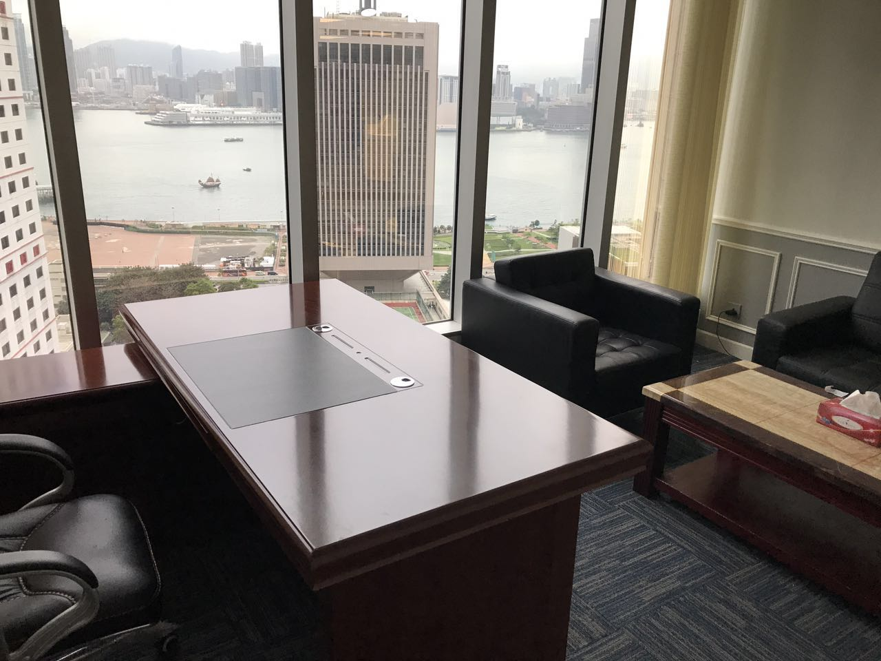 合步办公家具销售安装服务案例——赵小姐