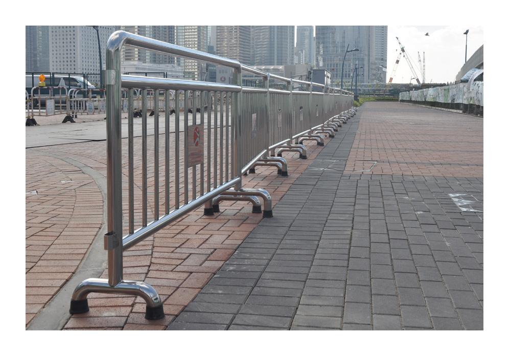 香港政府總部中環海濱長廊