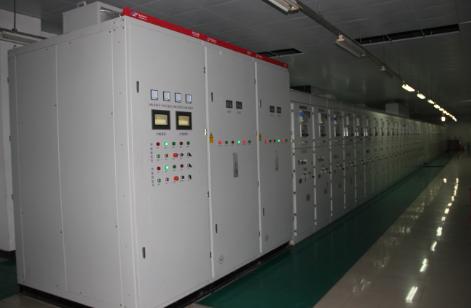 宁夏某电厂1000MW引风机软启动案例