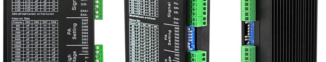 MC856 Nema34 digital driver
