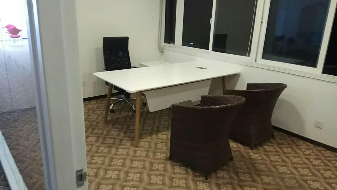 合步办公家具销售安装服务案例——李先生