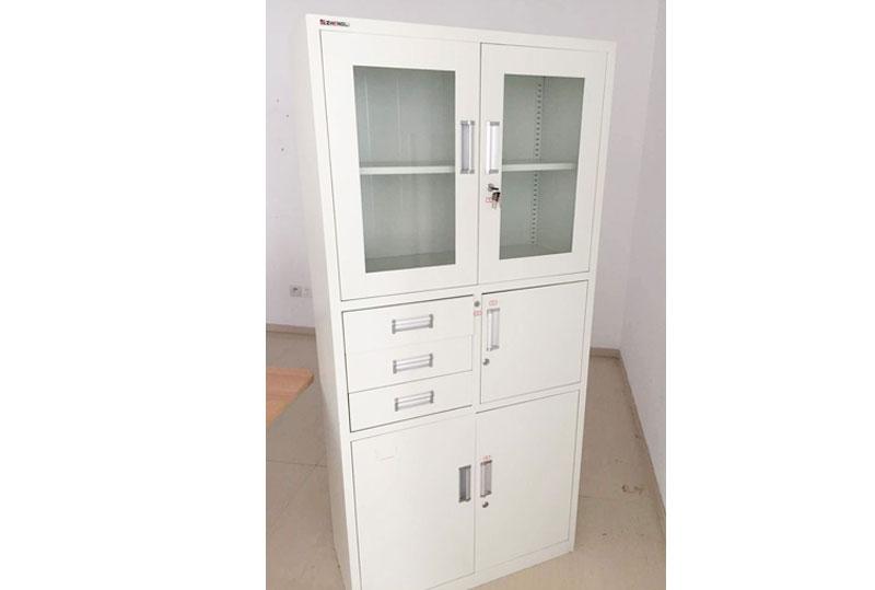 白色多功能办公文件柜、储物柜