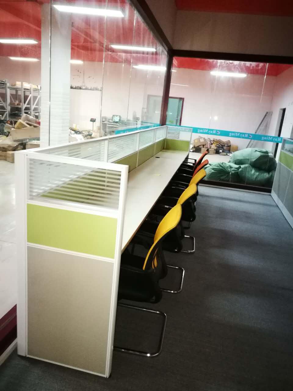 合步办公家具销售安装服务案例——杨先生