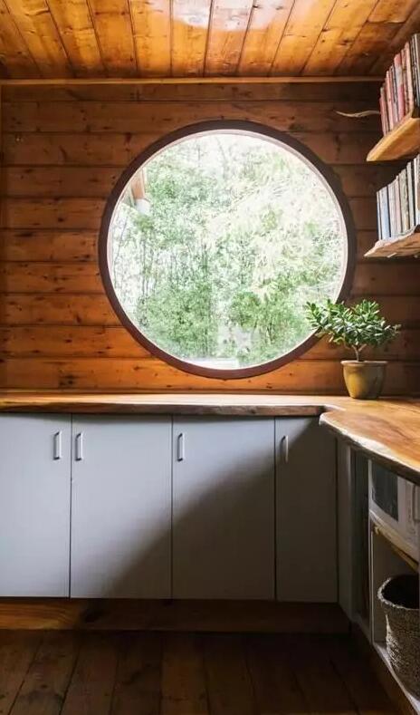 為什么你家沒有圓形窗?