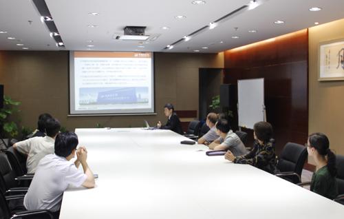本会领导走访深圳市华强北在线商务有限公司董事长王老豹旗下企业