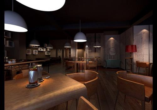 杭州corner咖啡厅