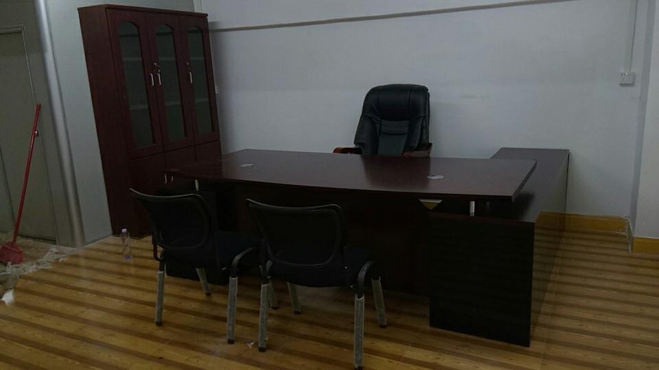 合步办公家具销售安装服务案例——朱先生