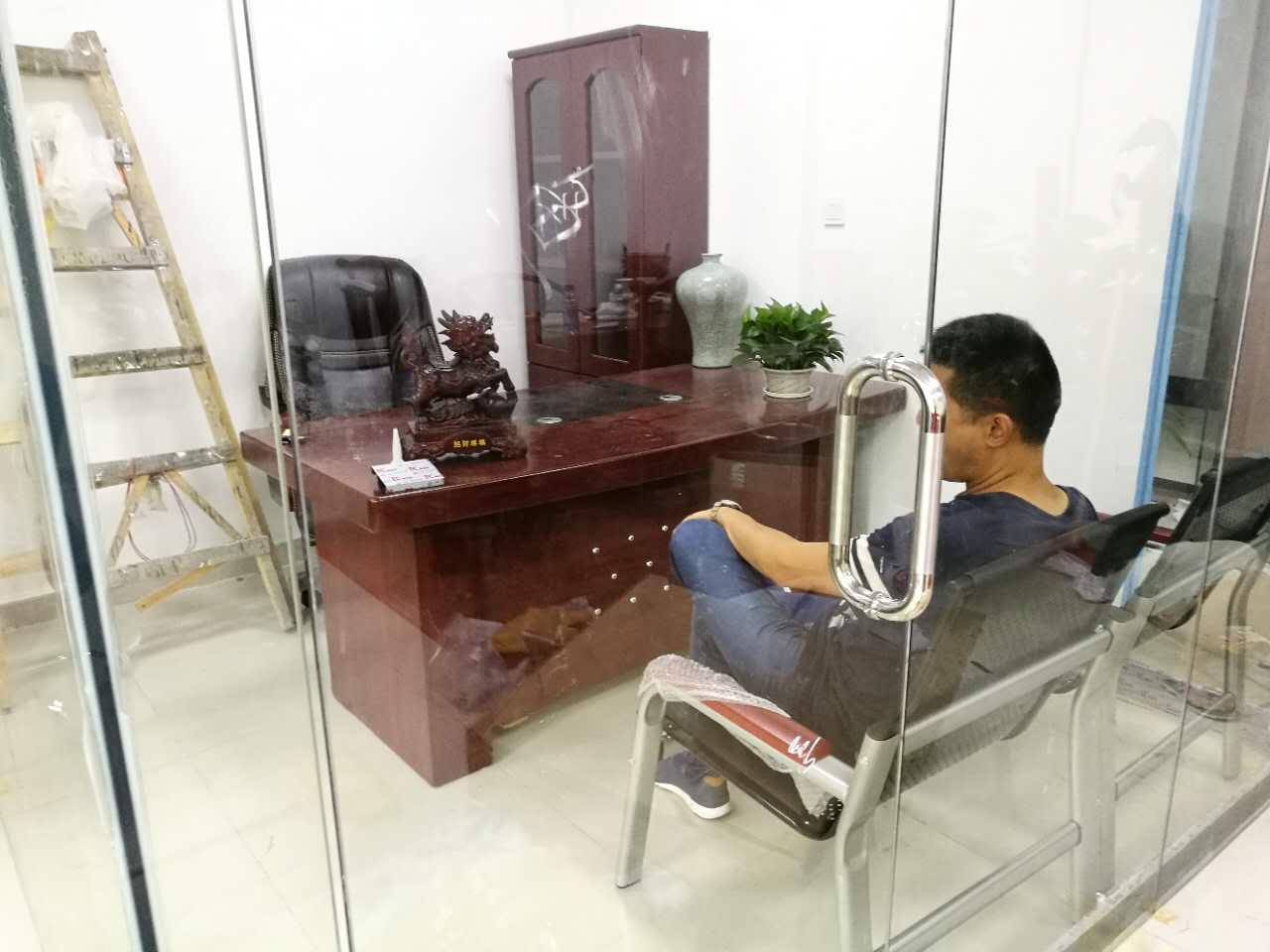 合步办公家具销售安装服务案例——汤先生