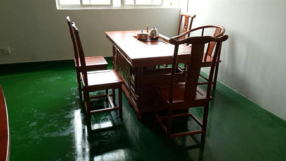 合步办公家具销售安装服务案例——刘先生