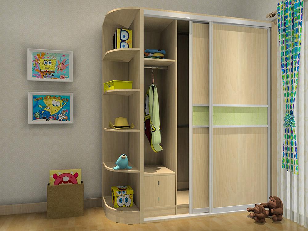 现在人们定制整体衣柜,要怎么看质量呢?当然要看的是整体衣柜门板的材料了,目前市场有三种常用的板材用于做衣柜门板,分别是实木,烤漆板,防火板。除此,也有用铝合金,玻璃门做衣柜门。那么整体衣柜门板用什么材料好?下面就为大家介绍一下衣柜门板材料都有哪些。 一、烤漆型 烤漆板的特点是色泽鲜艳易于造型,具有很强的视觉冲击力,非常美观时尚且防水性能极佳,抗污能力强,易清理。