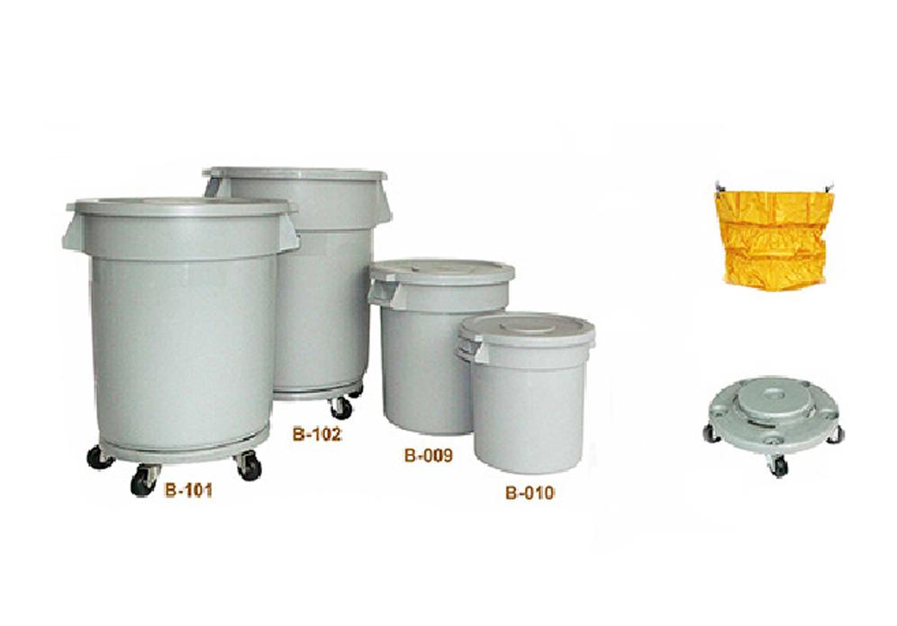 B-009   圓形貯物桶