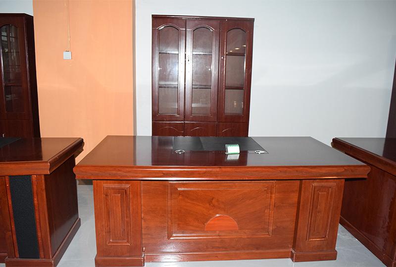实木大班桌、主管桌、老板桌