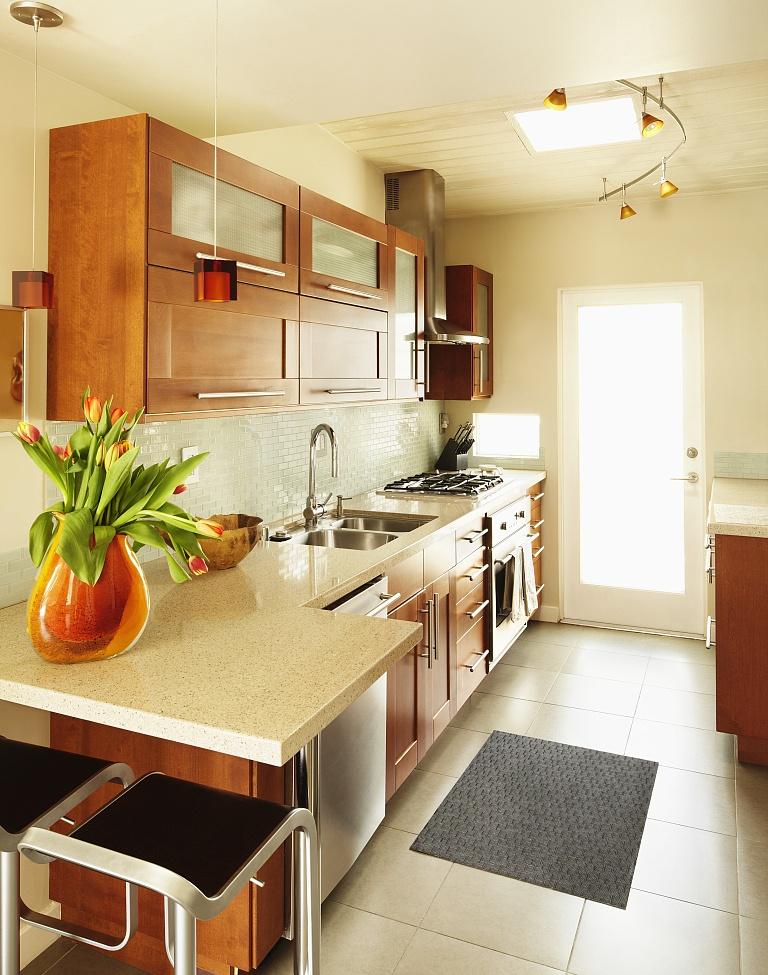 厨房的橱柜高度如何确定