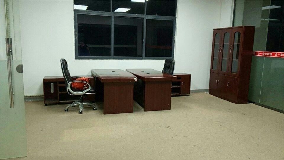 合步办公家具销售安装服务案例—刘小姐