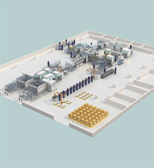 电池pack自动化生产线