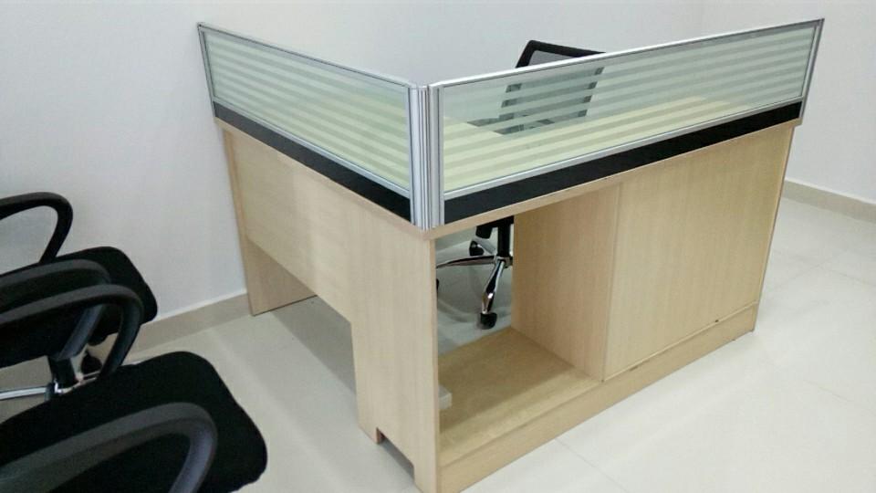 合步办公家具销售安装服务案例———李先生