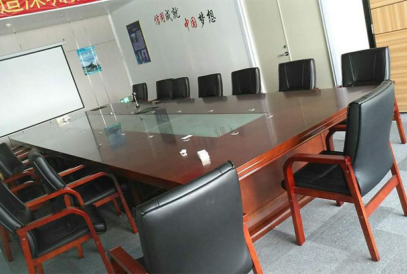 6米*2米实木大型长方形会议桌