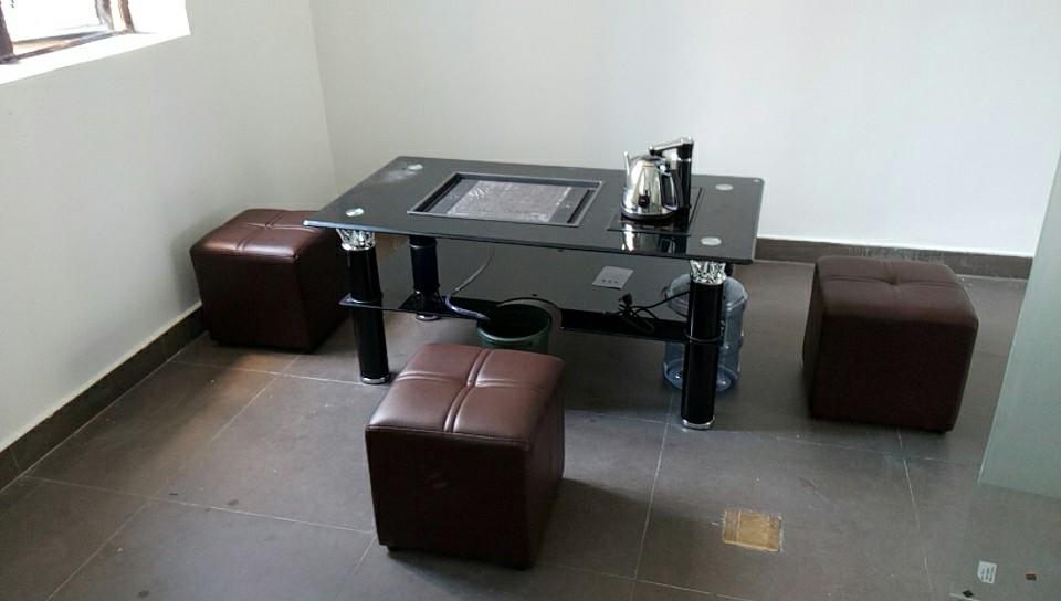 合步二手老板桌销售安装服务案例——梁先生