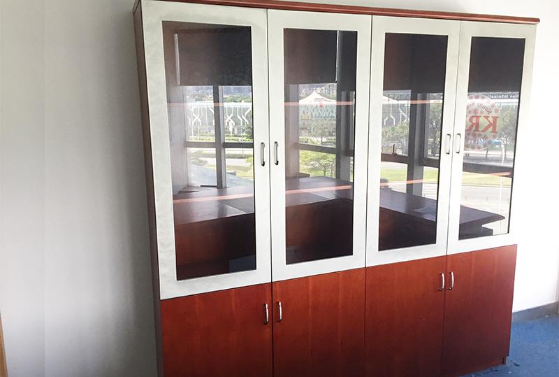 1.6米4开门办公文件柜
