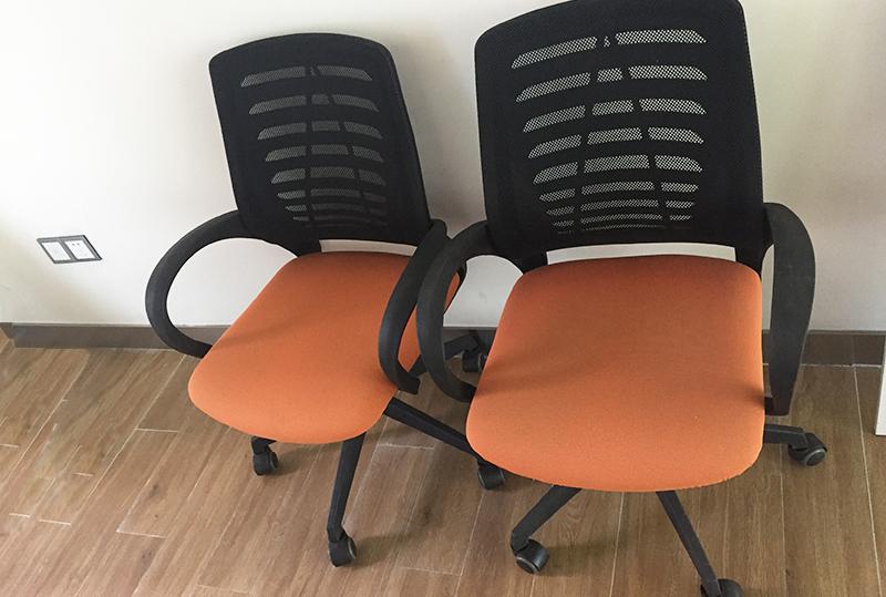 舒适办公座椅、职员椅、网布椅