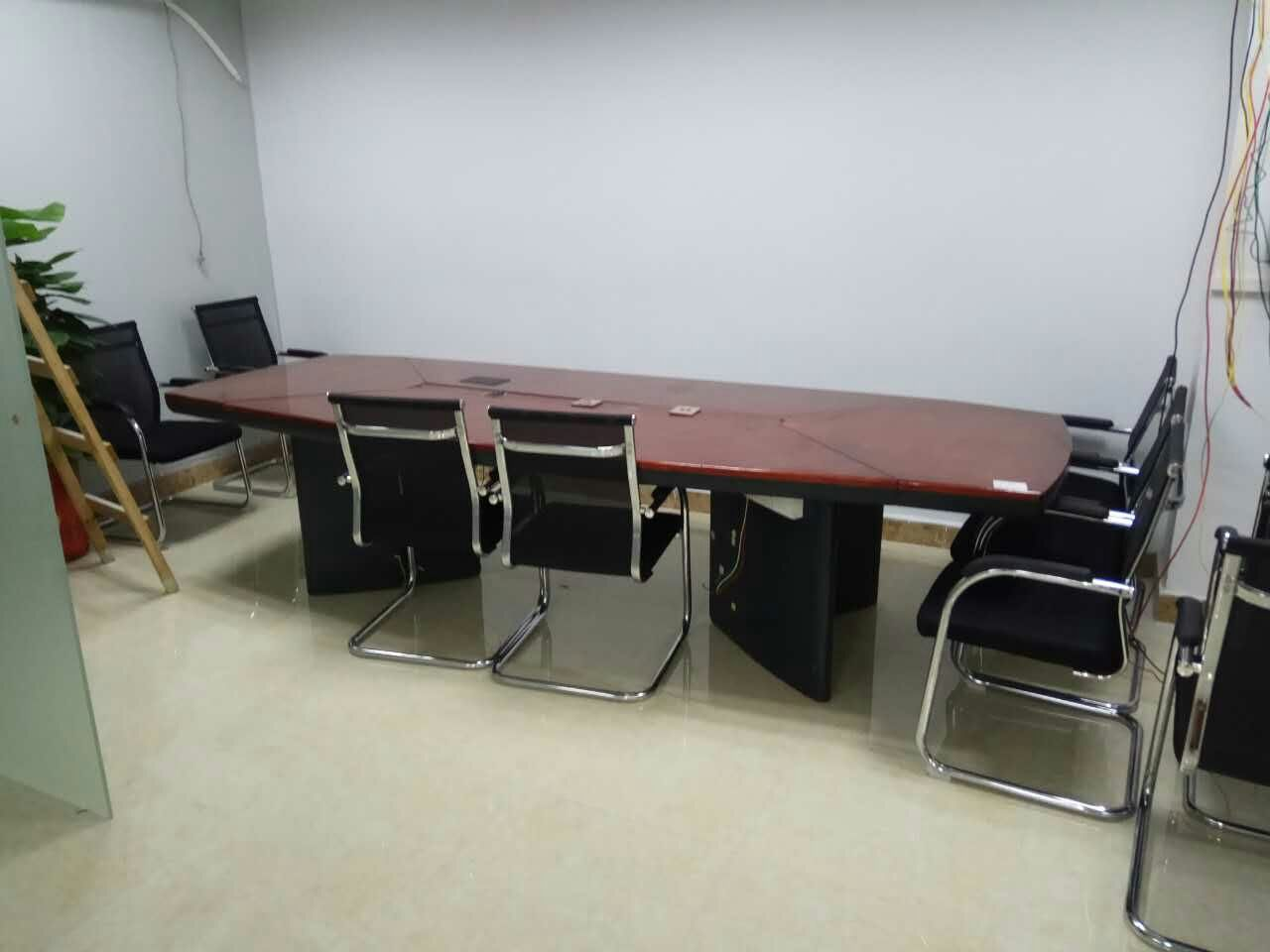 合步二手办公桌、二手沙发、二手会议桌、大班台销售安装服务案例——孙小姐