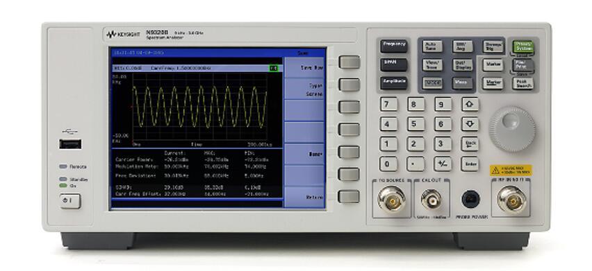 安捷伦N9320B 射频频谱分析仪(BSA)仪器测量