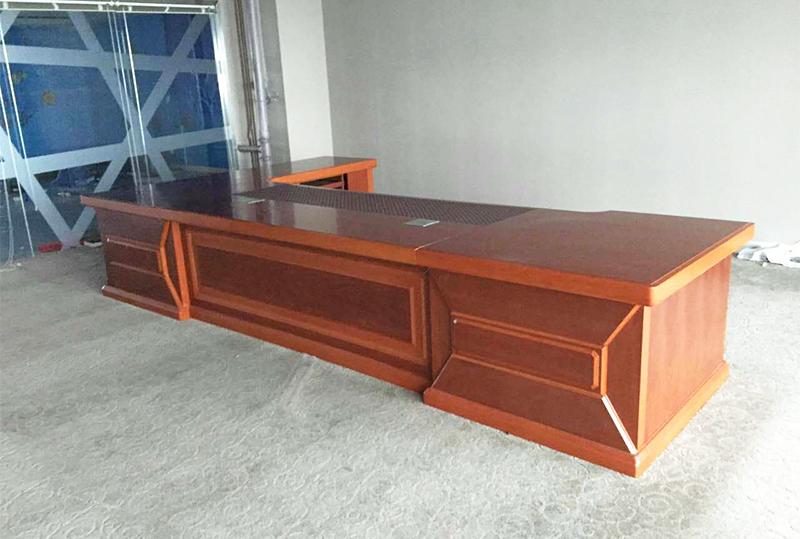 中式传统老板桌、大班台