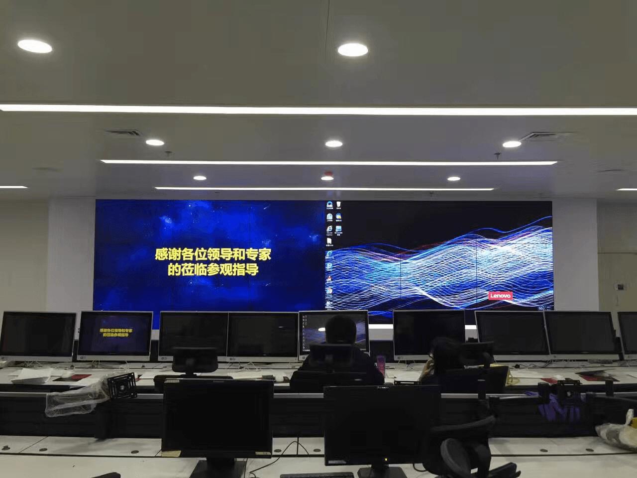 安防监控LED显示屏解决方案