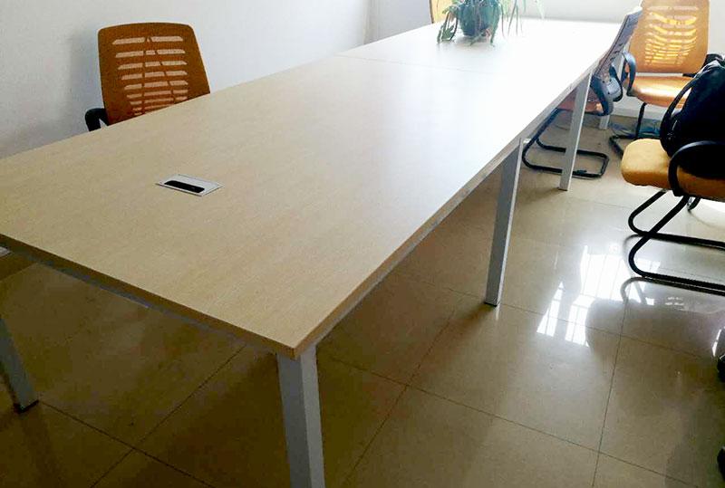 4米*1.4米长方形办公会议桌